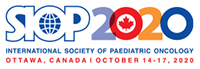 International Society of Paediatric Oncology 2019